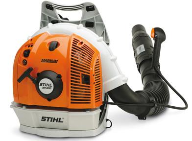 souffleur à feuilles STIHL BR600 - D mini moteurs - Laval