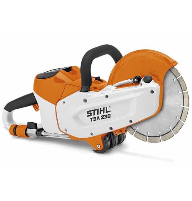 découpeuse STIHL TSA230 - D mini moteurs - Laval