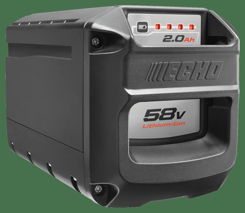 batterie 2 ampères heure ECHO CPB58V2AH - D mini moteurs - Laval