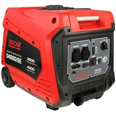 génératrice DUCAR D4000ISE - D mini moteurs - Chomedey - Laval