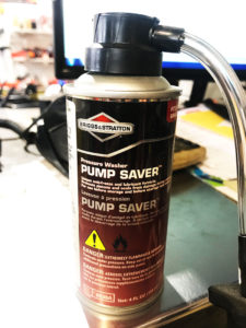 PUMP SAVER - BRIGGS STRATTON - D mini moteurs - Chomedey - Laval
