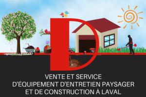 D mini moteurs - Printemps 2019 - Équipement d'entretien paysager et de construction à Laval