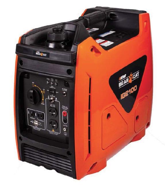génératrice ECHO BEAR-CAT IG2100 - D mini moteurs - Laval