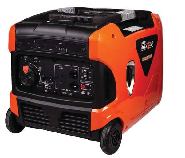 génératrice ECHO BEAR CAT IG3600E - D mini moteur - Laval