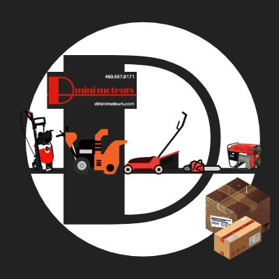 Disponible en magasin et sur commande - D mini moteurs - Laval