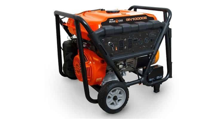génératrice BEAR CAT GN10000E - D mini moteurs - Laval