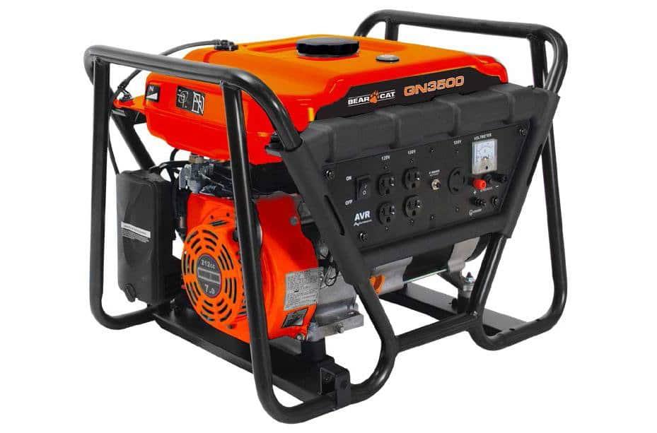 génératrice à onduleur BEAR CAT IG3600E - D mini moteurs - Laval