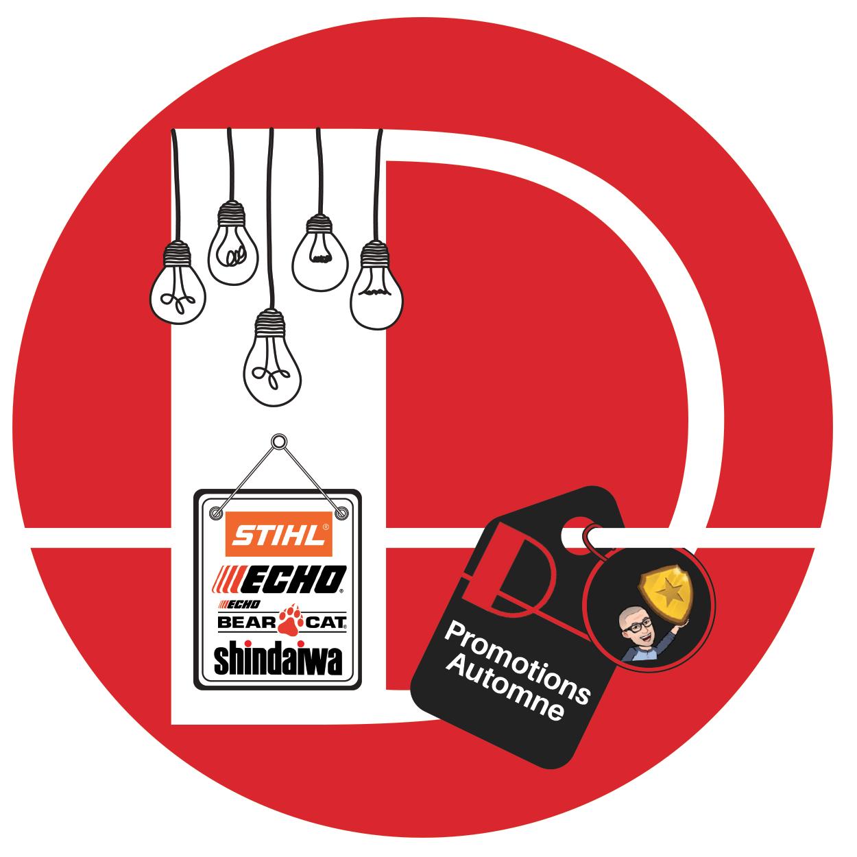 Promotions AUTOMNE 2019 - D mini moteurs - Laval